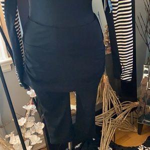 Skirt Capri swim pants upf50+